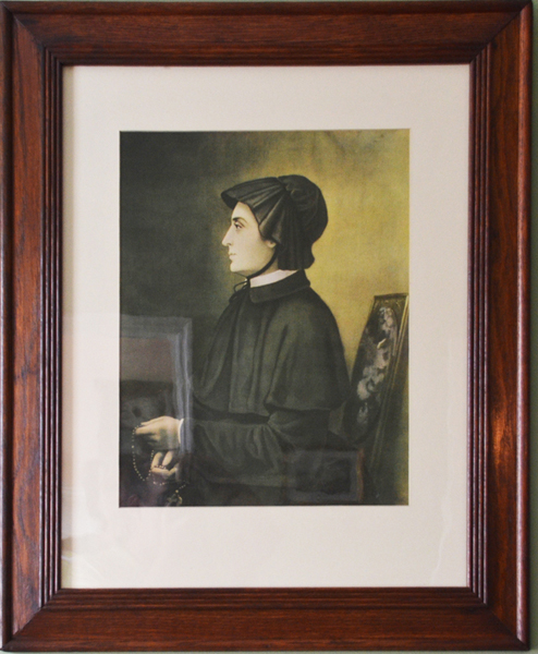 Painting of Elizabeth Ann Seton