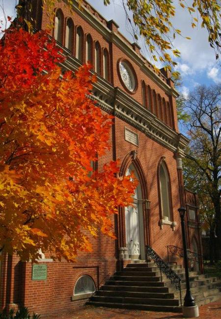 Historic Seminary Chapel
