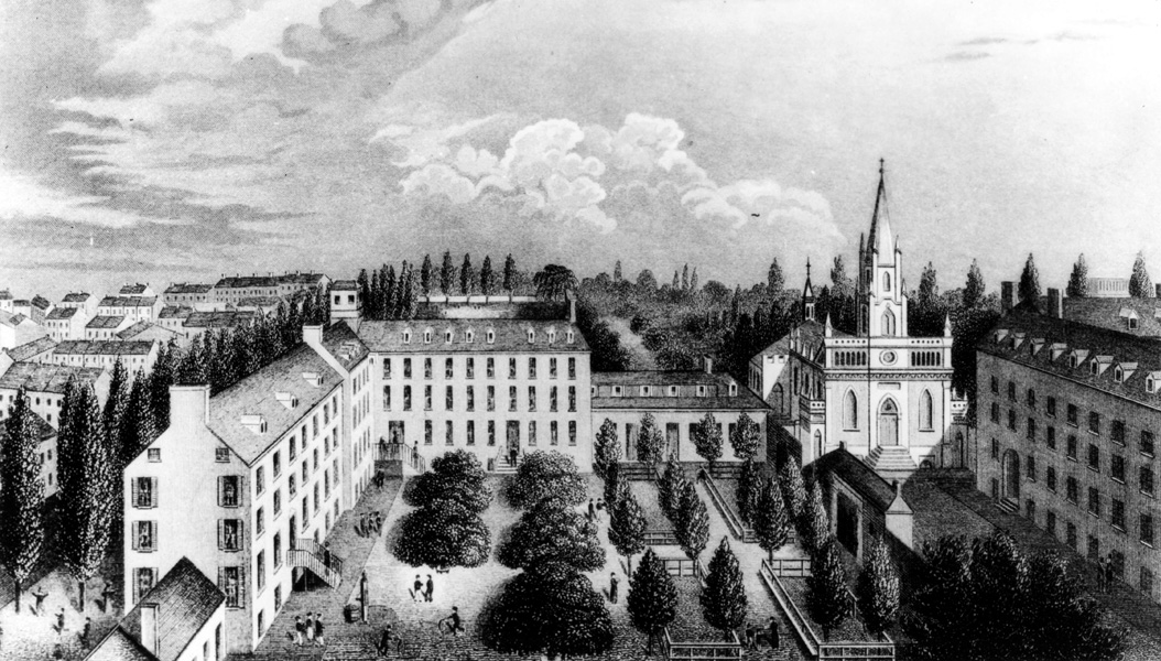 St. Mary's Seminary and College
