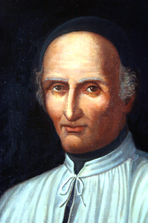 Father François Charles Nagot, P.S.S.