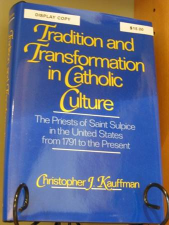 Tradition and Transformation in Catholic Culture