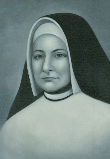Mother Theresa Maxis Duchemin, I.H.M.