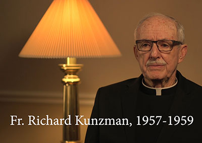 Fr. Richard Kunzman